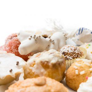Desserts und Kekse